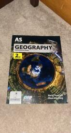BRAND NEW CCEA AS GEOGRAPHY TEXTBOOK