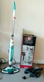 Hoover totality steam mop and handheld