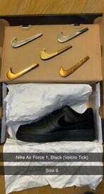 Nike Airforce 1 Black