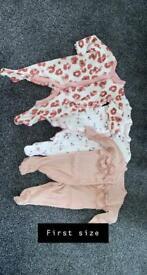 Baby girls clothing bundle 2
