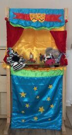 Childs Puppet Theatre/Shop