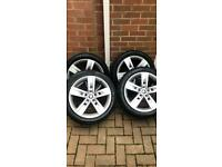 Seat Leon wheels