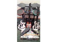 Guitar hero drum kit bundle
