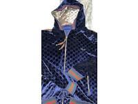 Ladies tracksuit hoodie