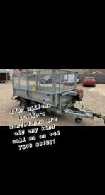 Ifor willams wanted