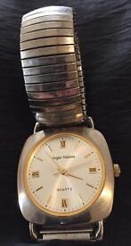 Sergio Valente Vintage watch