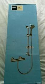 Thermostatic bar mixer shower - brand new, still boxed