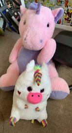 Unicorn teddy's