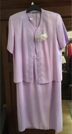 Wedding outfit size 18