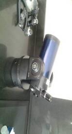 Meade ETX 105 telescope