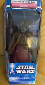 2002 Star Wars The Empire Strikes Back Zuckuss 12 inch Figure