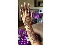 Henna (Mehndi) designs by Female Lady