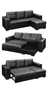 GIANNI SECTIONAL SET WITH PULLOUT SLEEPER (BD-1697)