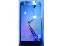 Samsung Galaxy S6 - Factory Unlocked - 32GB Topaz Blue