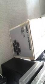 Super8 sound/cine projector