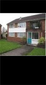 Lovely 2 bed room ground floor flat Blackburn 5 mins from town centre bb2 6hx