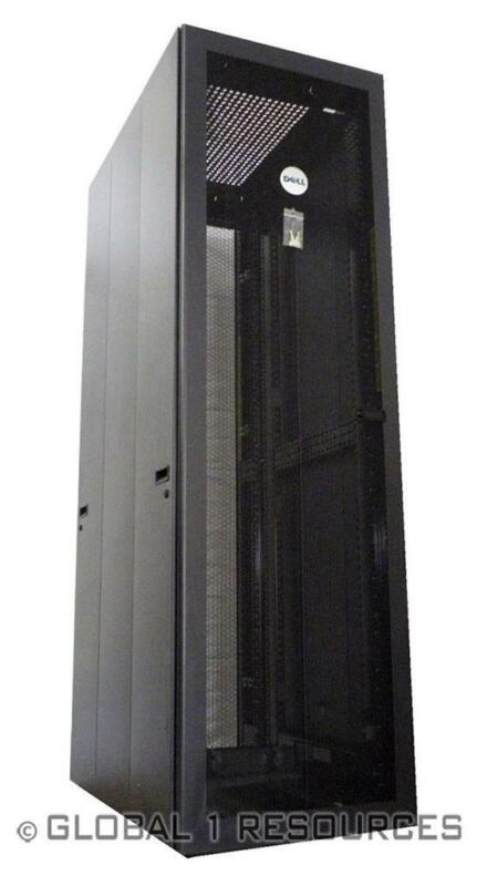 "DELL 4210 42U Server Rack Computer Cabinet 19"" Racks PowerEdge Cabinets PS38S"
