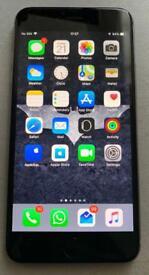 iPhone 6s plus 128Gb unlocked (space grey)