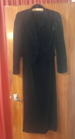 Vintage Laura Ashley Evening Formal Party Dress Jacket