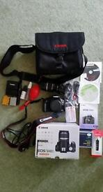Canon eos 500d ef 18-55 is kit