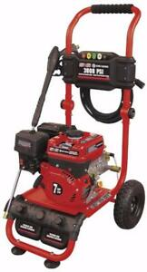 Brand New 3000PSI, 4 Stroke Gasoline High Pressure Washer