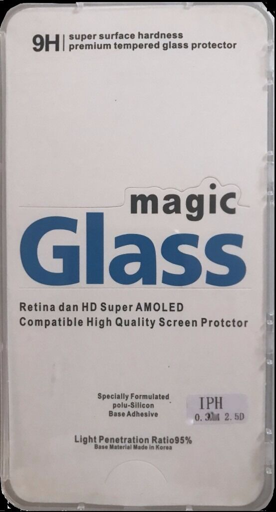 iPhone 6 Glass Screen Protectorin Leyland, LancashireGumtree - iPhone 6 and iPhone 6S High Quality 2.5D Glass Screen Protector £2 each or 3 for £5