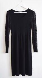 Kaliko Black Dress Size 12 (New)