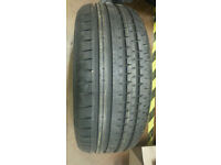 225 50 17 94 H, Continental Sport Contact 2 BRAND NEW tyre