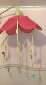 Girls Bed canopy by Vertbaudet in very good condition