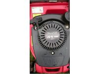 Mountfield Petrol Mower. Good condition. With grass box.