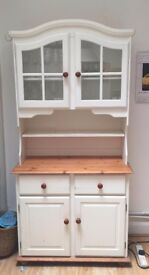 Traditional Solid Oak Kitchen Cabinet