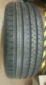 1 x BRAND NEW tyre 225 50 17 94 H, Continental (Sport Contact 2)