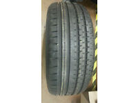 BRAND NEW tyre 225 50 17 94 H, Continental Sport Contact 2