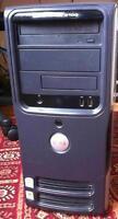 Dell dimension 3100, P4 3.05 ghz 2gig ram 160 g hard disk