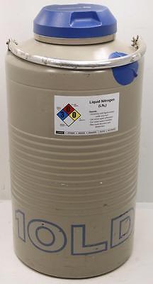 Taylor-wharton 10ld Liquid Nitrogen Container 10 Liters