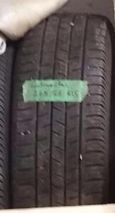 One tire size 205/65R15 for sale!