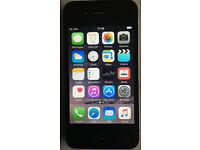 Apple iPhone 4s 32GB was on o2
