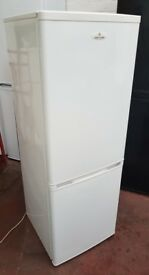Viscount EZFF111/52W Fridge Freezer, H 143 W 50 D 51cm