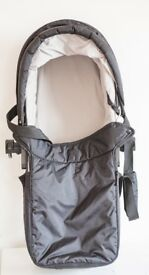 Baby Jogger City Mini Carrycot with 2 adapters (set)