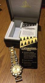 Catamaran Watch