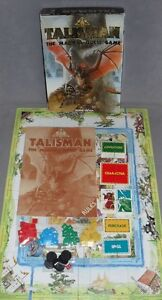 Talisman Games Workshop GW RPG Board Game 2nd Edition 1985 COMPLETE EXC RARE