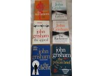 Thriller's - Batch of 38 books (Peter May, James Patterson, John Grisham, Simon Kernick & many more)