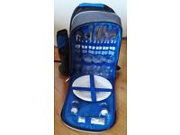 25 piece picnic backpack