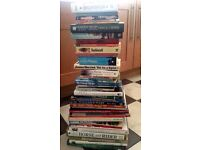 Horse Pony Equestrian Old Books Fiction/Non Fiction Collect B25/Arrange Own Courier