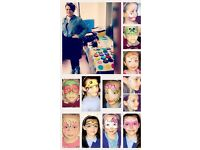 Qualified Face Painter / Face Painting