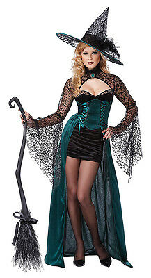 Wizard Of Oz Witch Costumes (Sexy Enchantress Witch Wizard of Oz Wicked Adult)