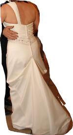 Sincerity Bridal Dress - Size 12 - Ivory