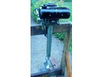 Seagull outboard engine for Boat Dinghy Tender