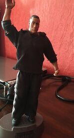Wwe the rock, collectors figure