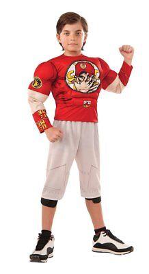 Jungen Kind Muskel Brust John Cena Wwf Wwe - John Cena Kostüm Kind